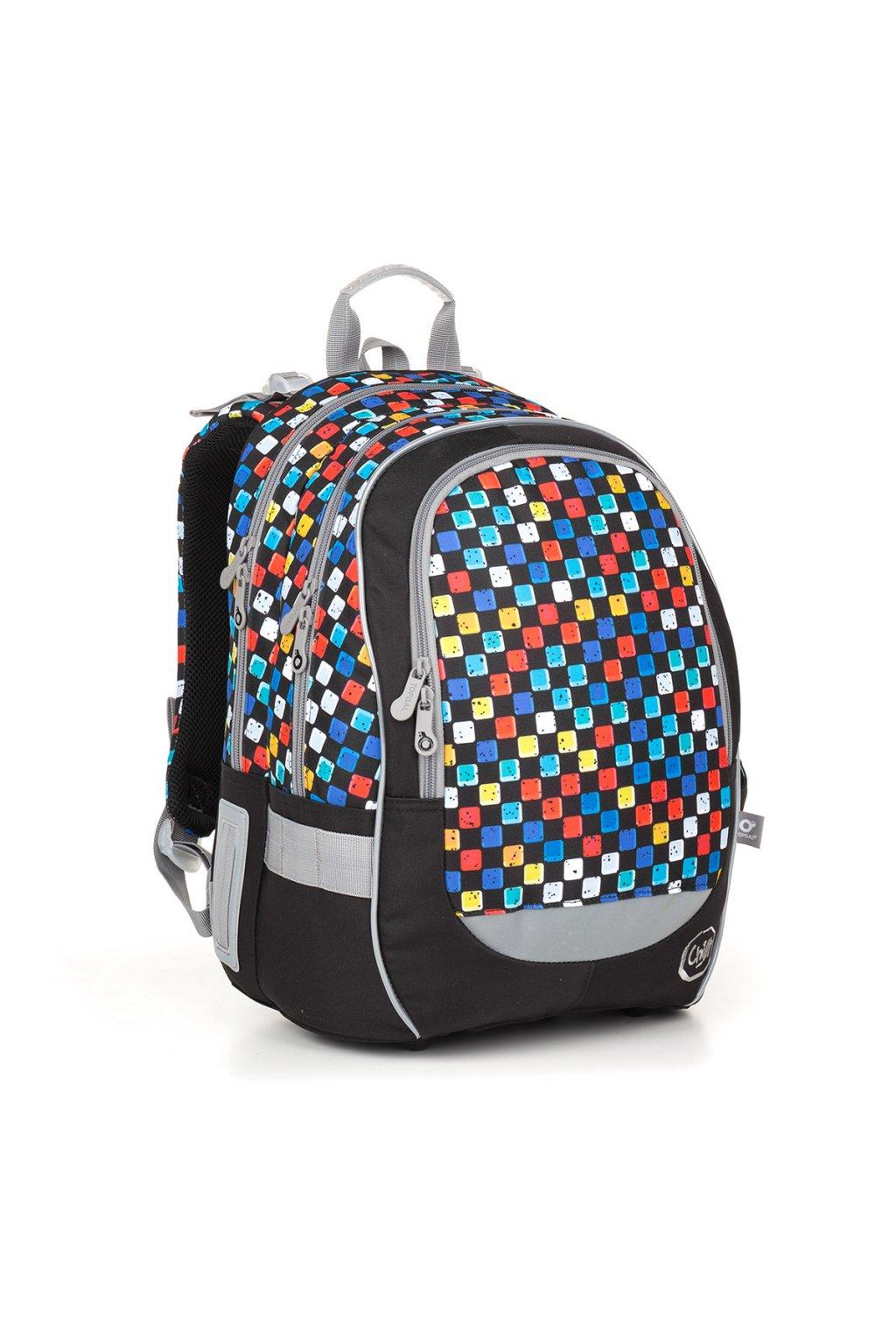 chlapecký školní batoh topgal coda 18020 b