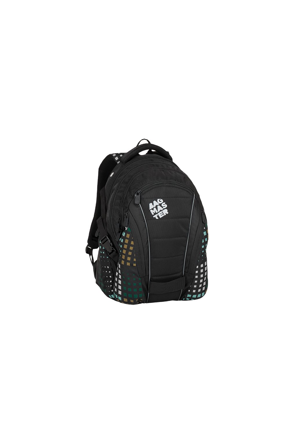 BAG 8D BLACK GREEN GREY 1