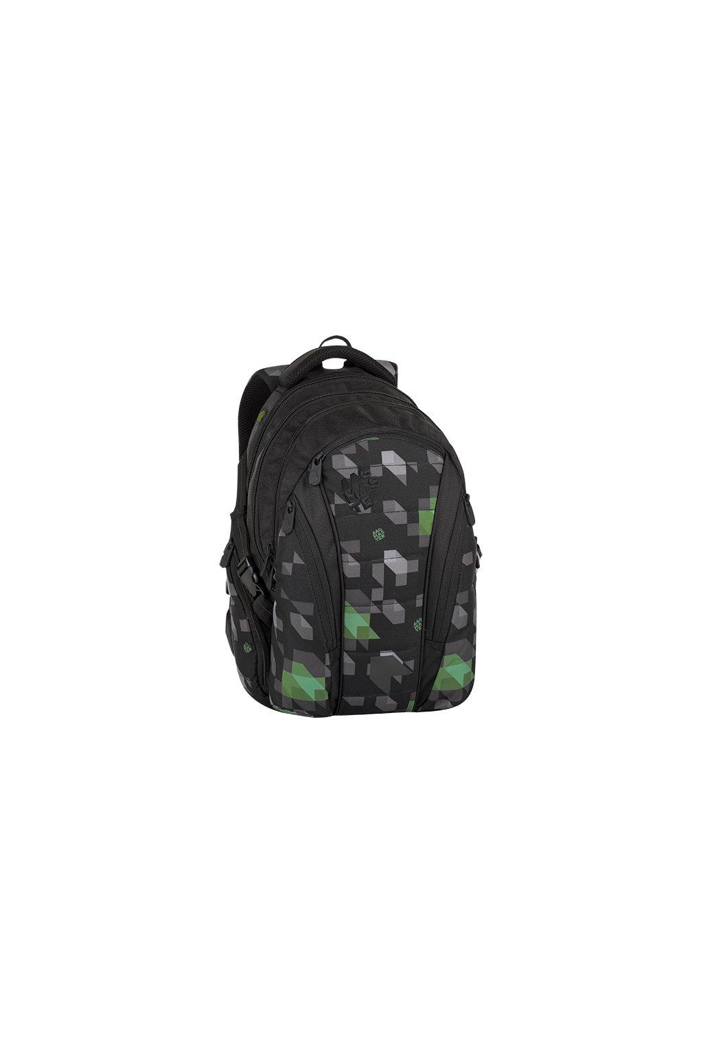 BAG 8G BLACK GREEN GRAY 1