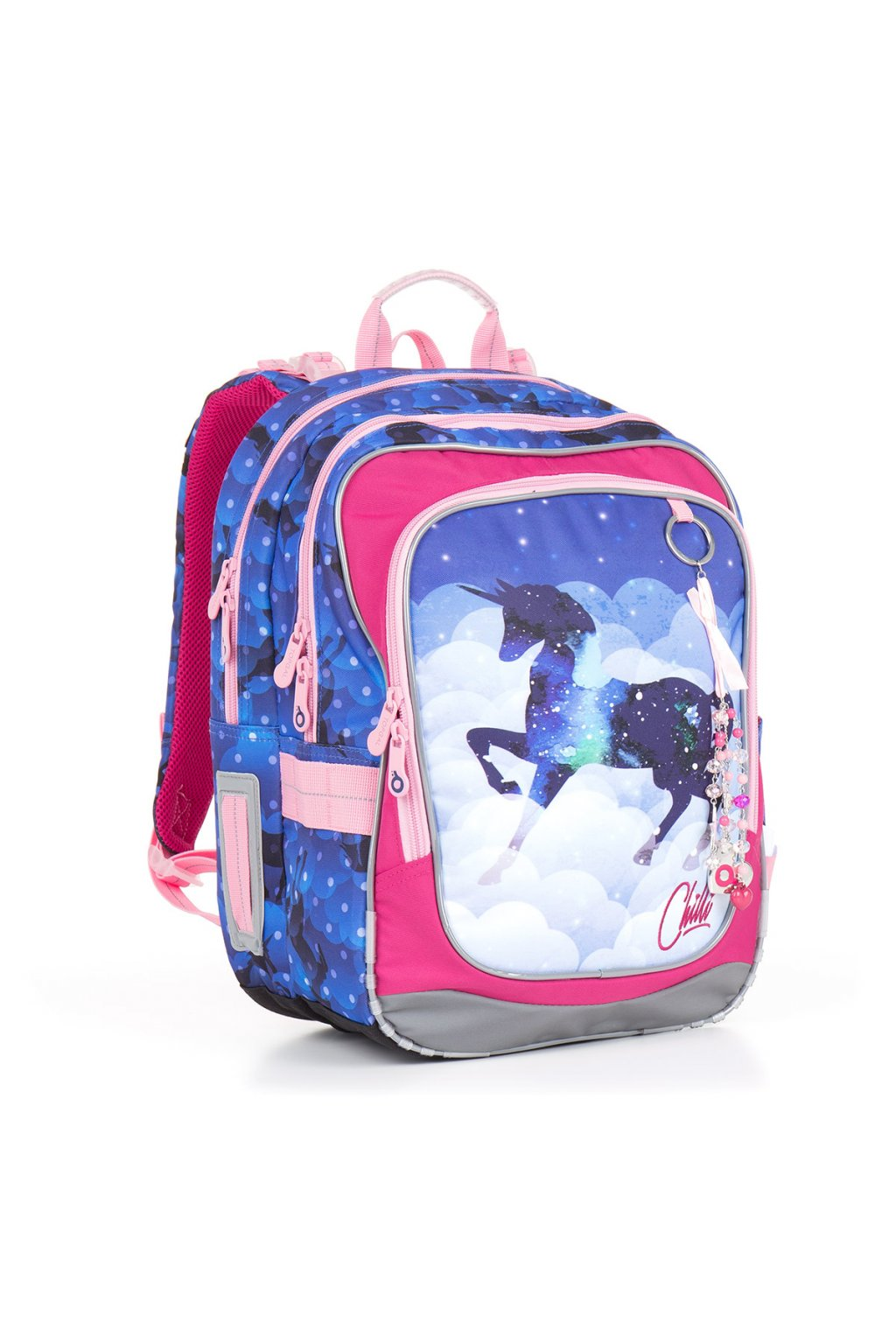 dívčí školní batoh topgal chi 843 d