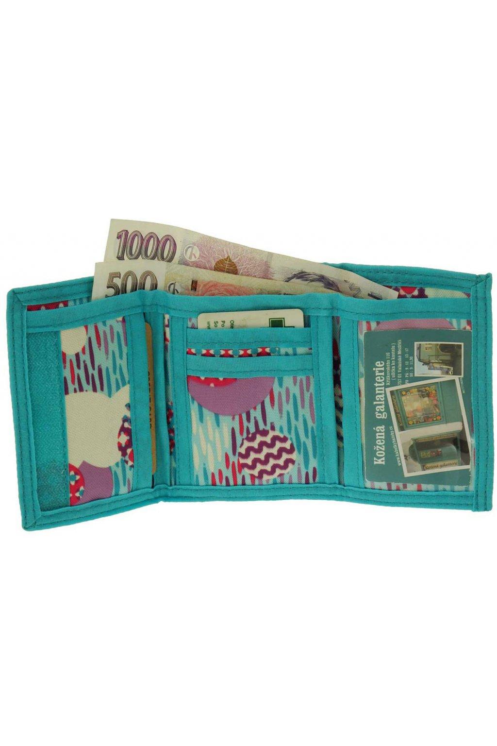 peněženka sportovní P70 222008
