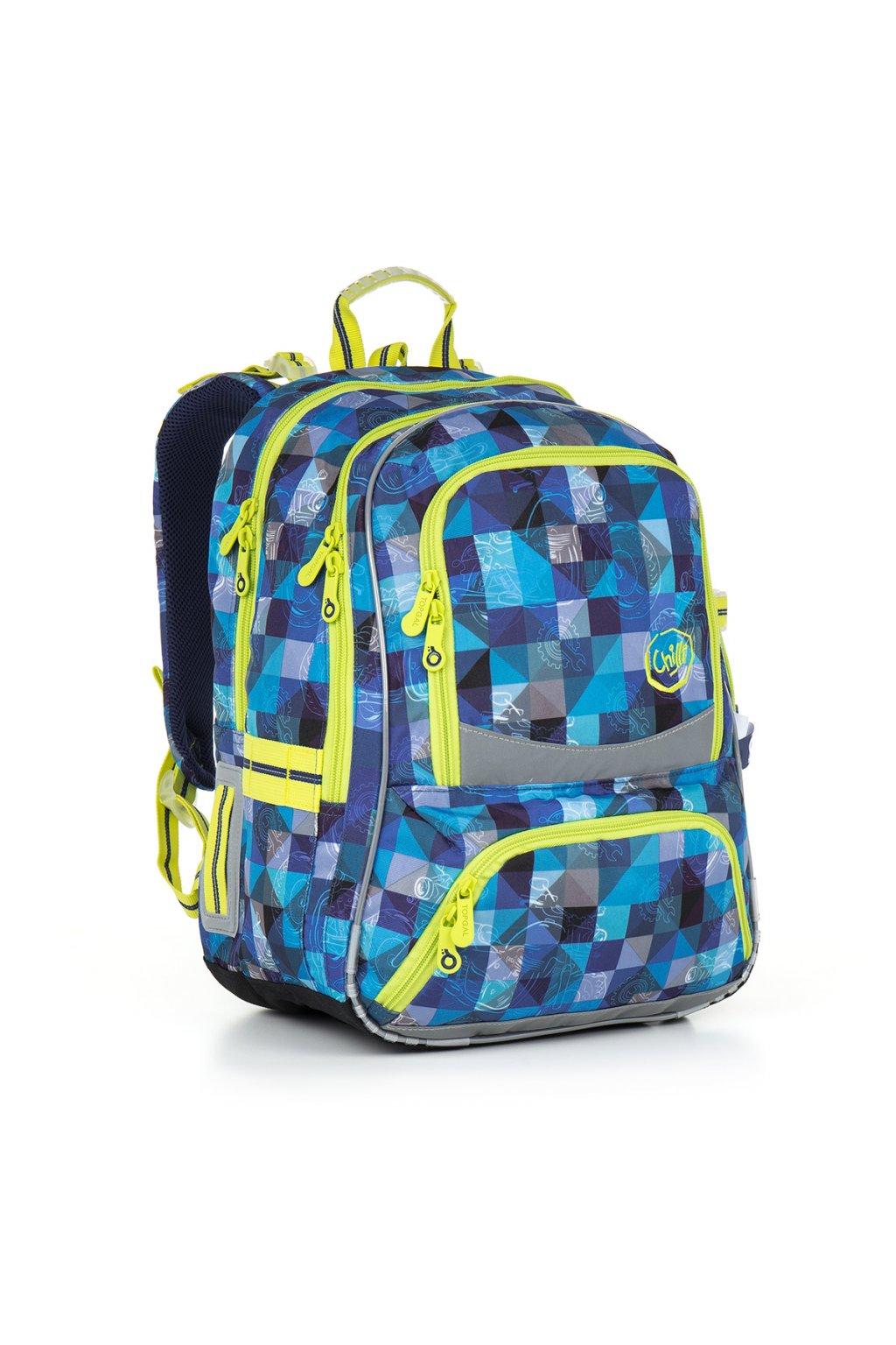 chlapecký školní batoh topgal chi 870 d