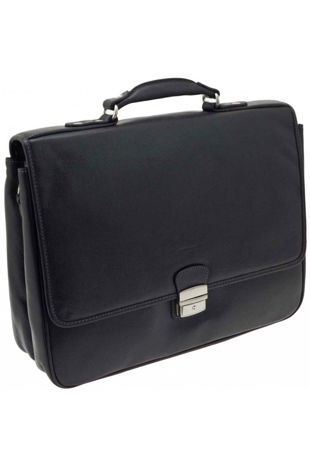 Pánská taška černa PTK03 461352 C