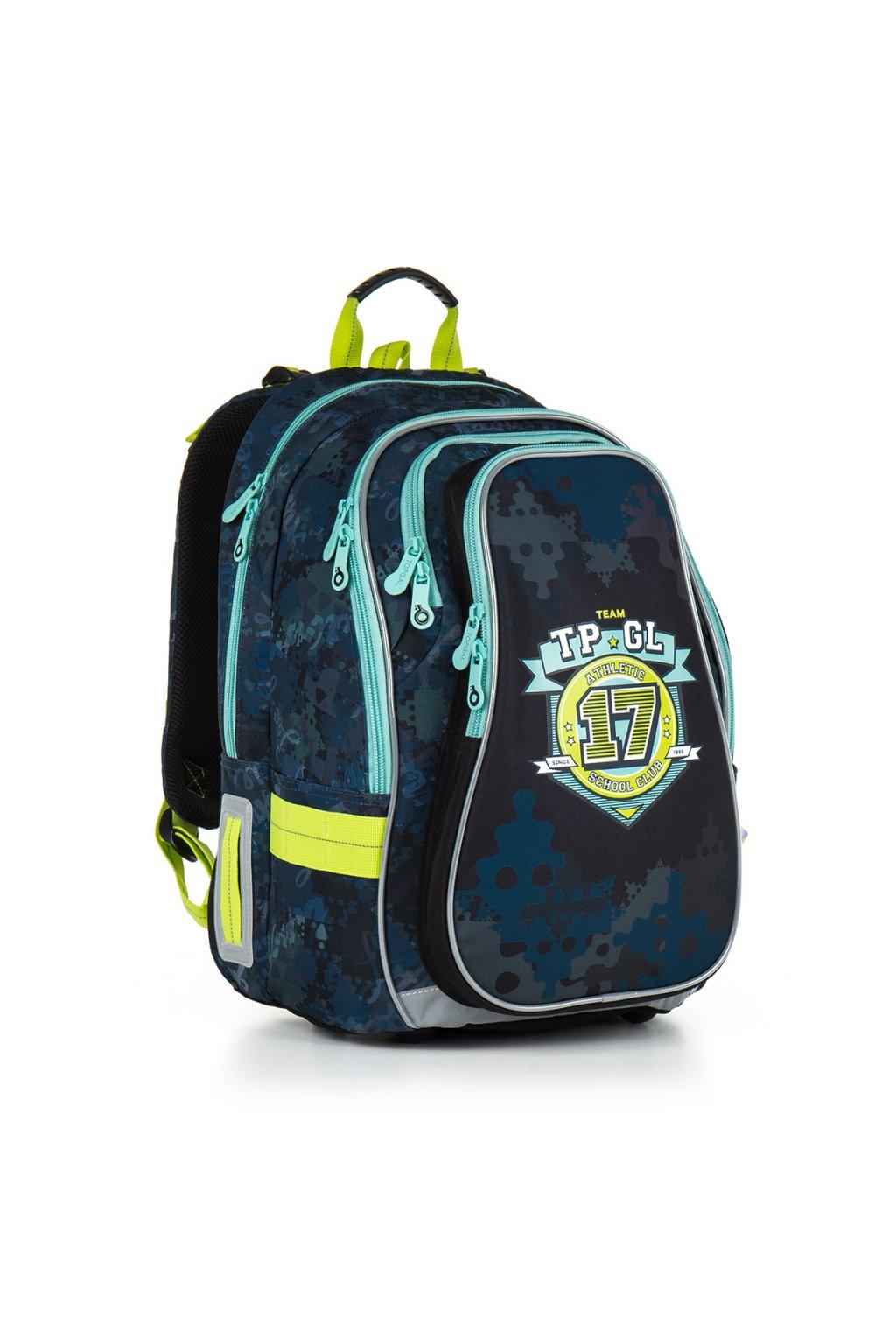 chlapecký školní batoh topgal chi 878 d