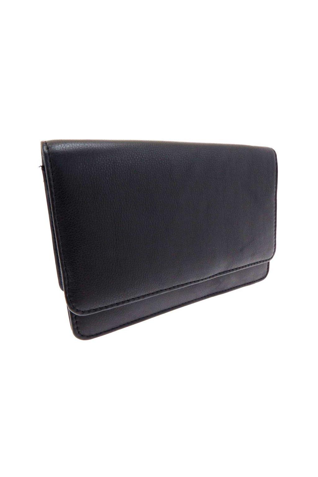 pánská kožená etue černá PKE04 357 60 C