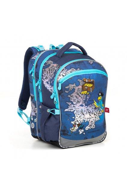 chlapecký školní batoh topgal coco 18015 b
