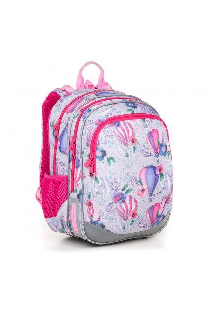 dívčí školní batoh topgal elly 18007 g