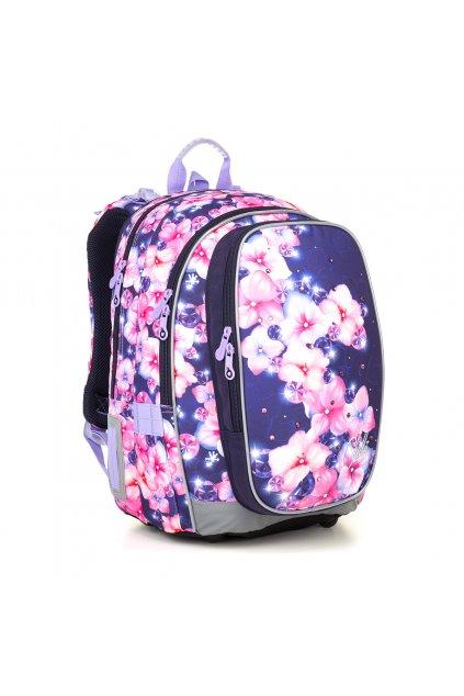 dívčí školní batoh topgal mira 18019 g