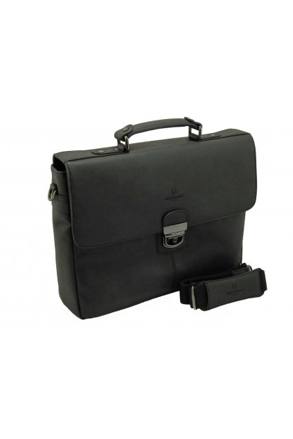 Pánská taška černa PKT03 784632