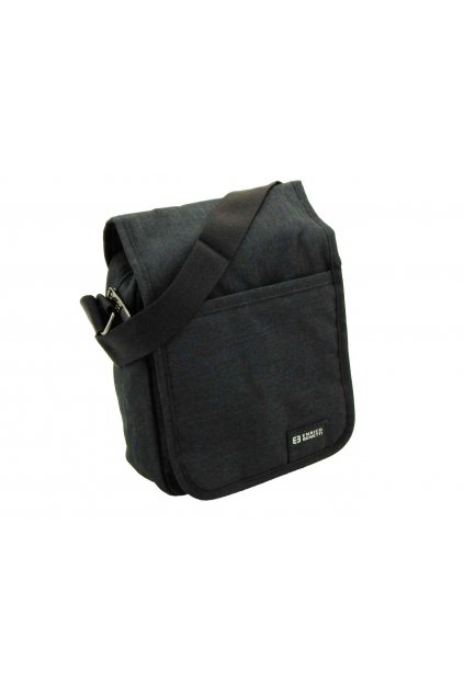 pánská taška přes rameno malá černá PK03 47172