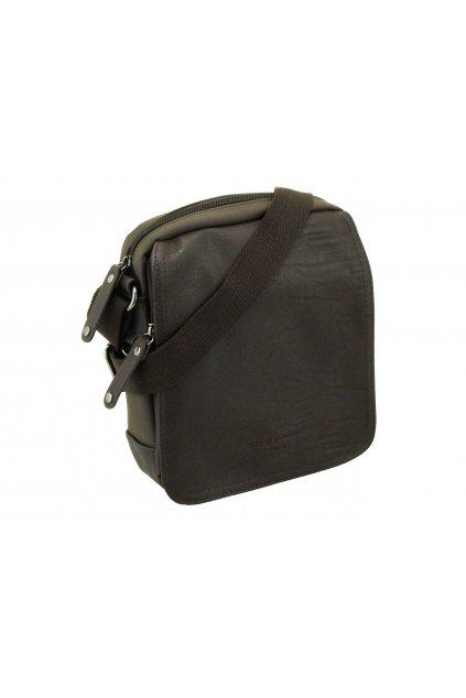 pánská taška přes rameno malá hnědá PK046 819 1 1