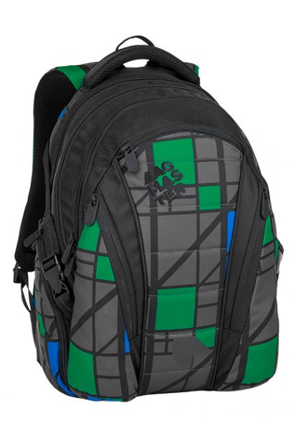 BAG 8H BLACK GREY GREEN 1