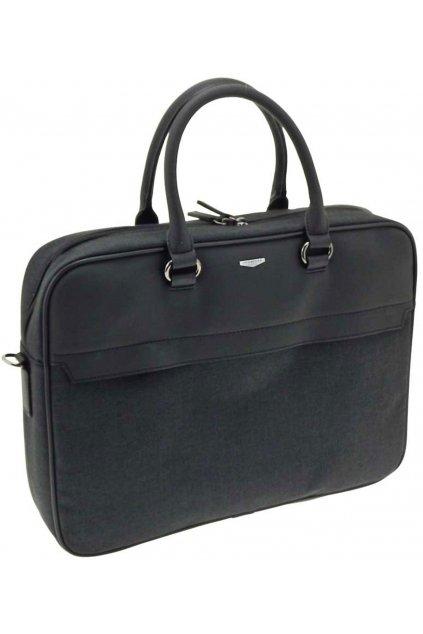 Pánská taška černá PT03 985749 C