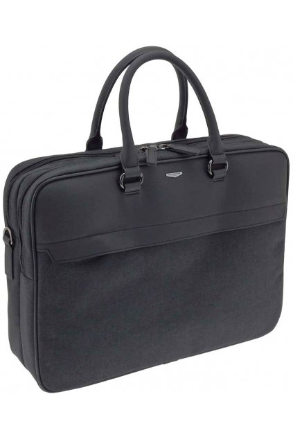 Pánská taška černá PT03 985751 C