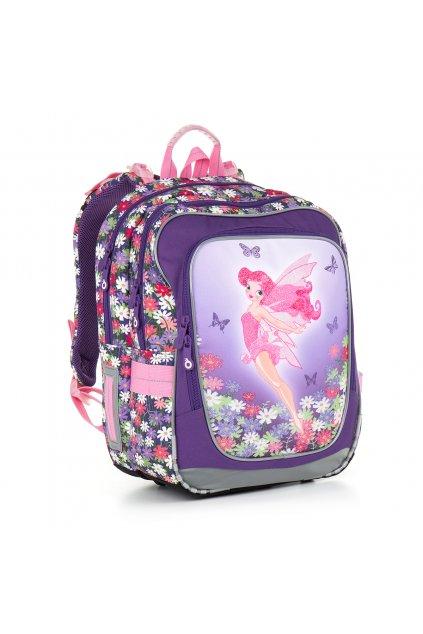 dívčí školní batoh topgal chi 879 i