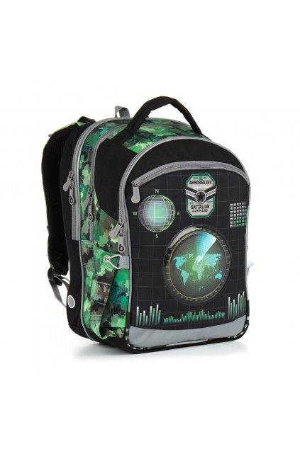 chlapecký školní batoh topgal chi 883 e