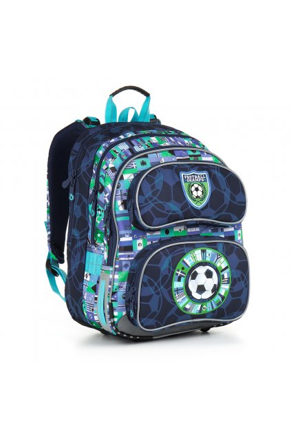 chlapecký školní batoh topgal chi 884 d
