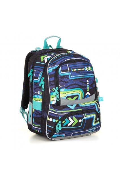 chlapecký školní batoh topgal niki 18016 b