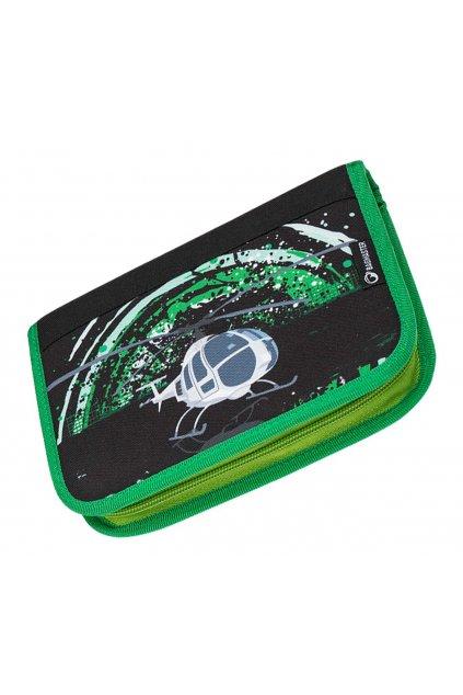 CASE ALFA 9D BLACK GREEN GRAY 1 kopie