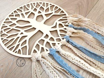 strom zivota dekorace na zed