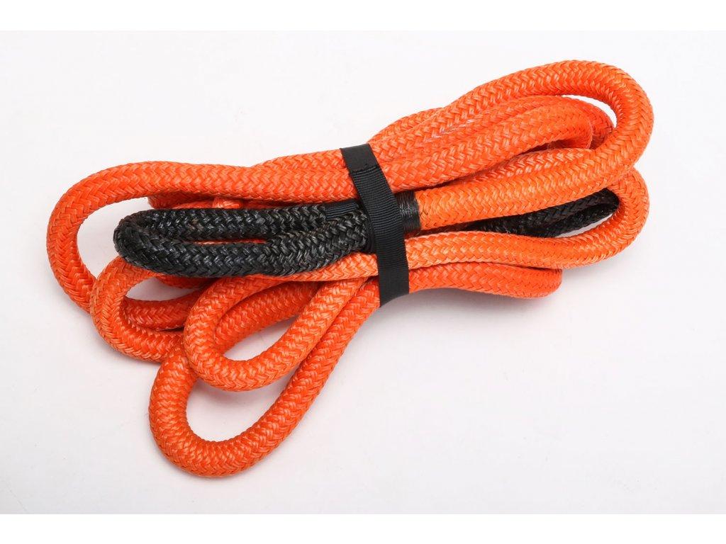 Bear Rope kinetisch Bergeseil kinetisches KERR 8m orange offroad KINTO 248 01