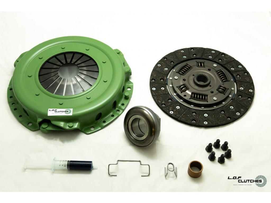 200 300 Tdi POWERspec clutch kit