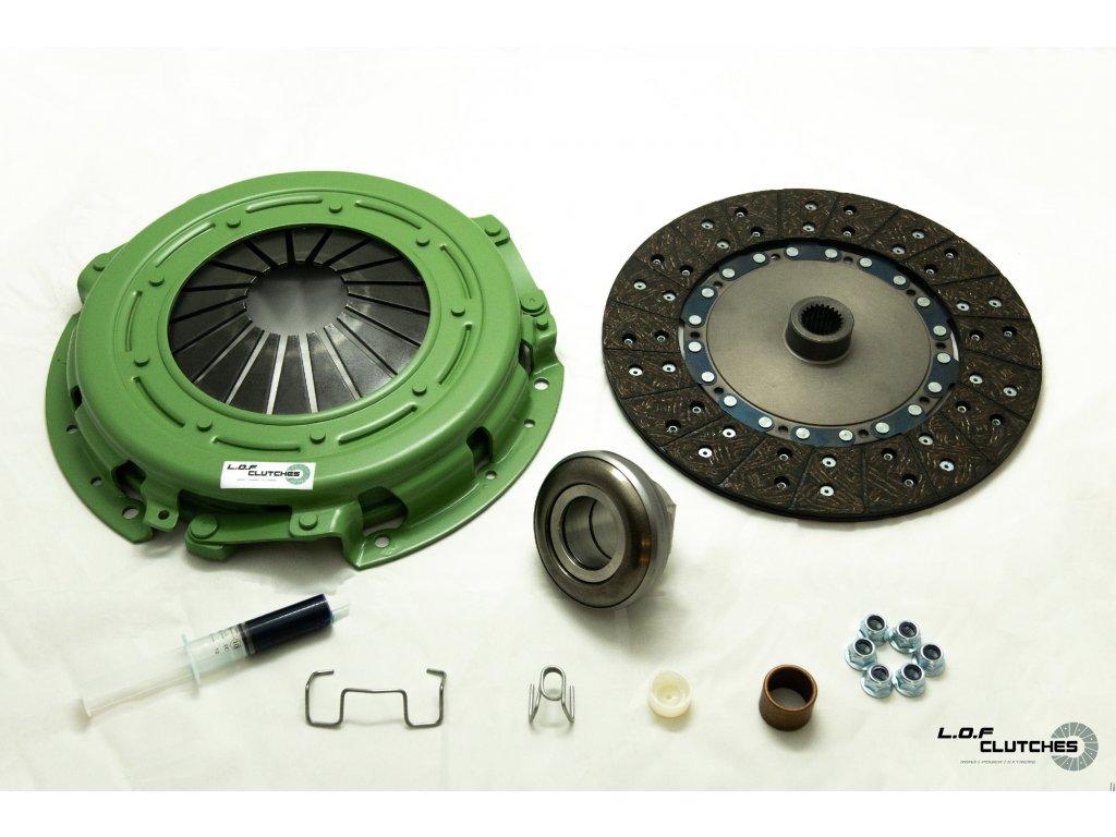 TD5 POWERspec clutch kit
