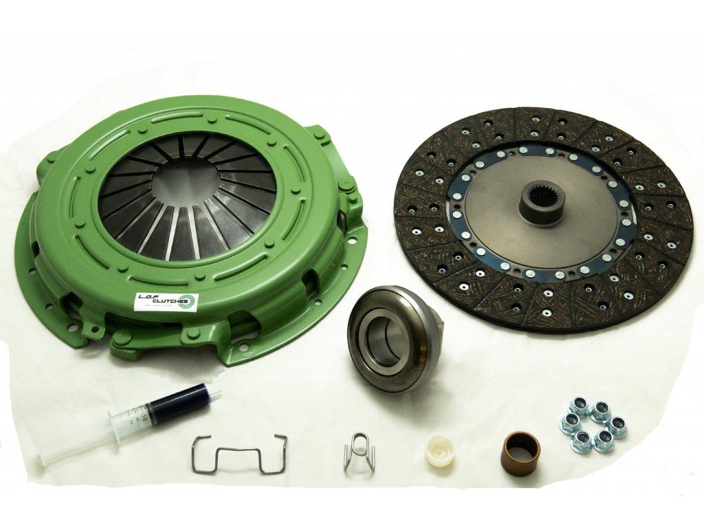 TD5 POWERspec clutch kit