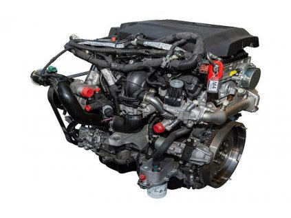 Safari Engineering Land Rover Specialist Hampshire Eversley New Engine Complete Defender Puma 2 2 Britpart DA1183COM