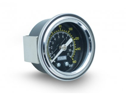 5108 viair ukazatel tlaku 1 5 jednorucickovy cerny do 11 bar 160 psi