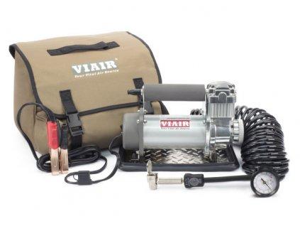 5327 prenosny kompresor viair 400p na nafukovani pneumatik az do rozmeru 35 napeti 12v