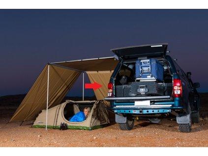 ARB Touring boční ochrana k markýze 2100mm