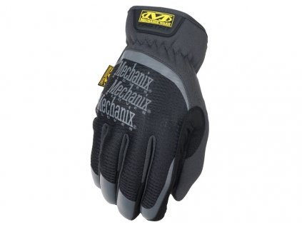 921 1 rukavice mechanix fastfit cerne