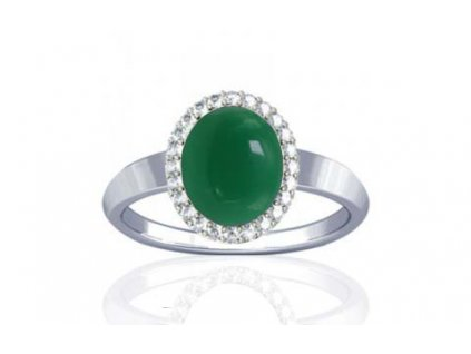ring onyx green r1 sparkle ster silver 150720 (1)