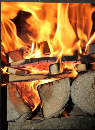 Jak podpálit v kamnech