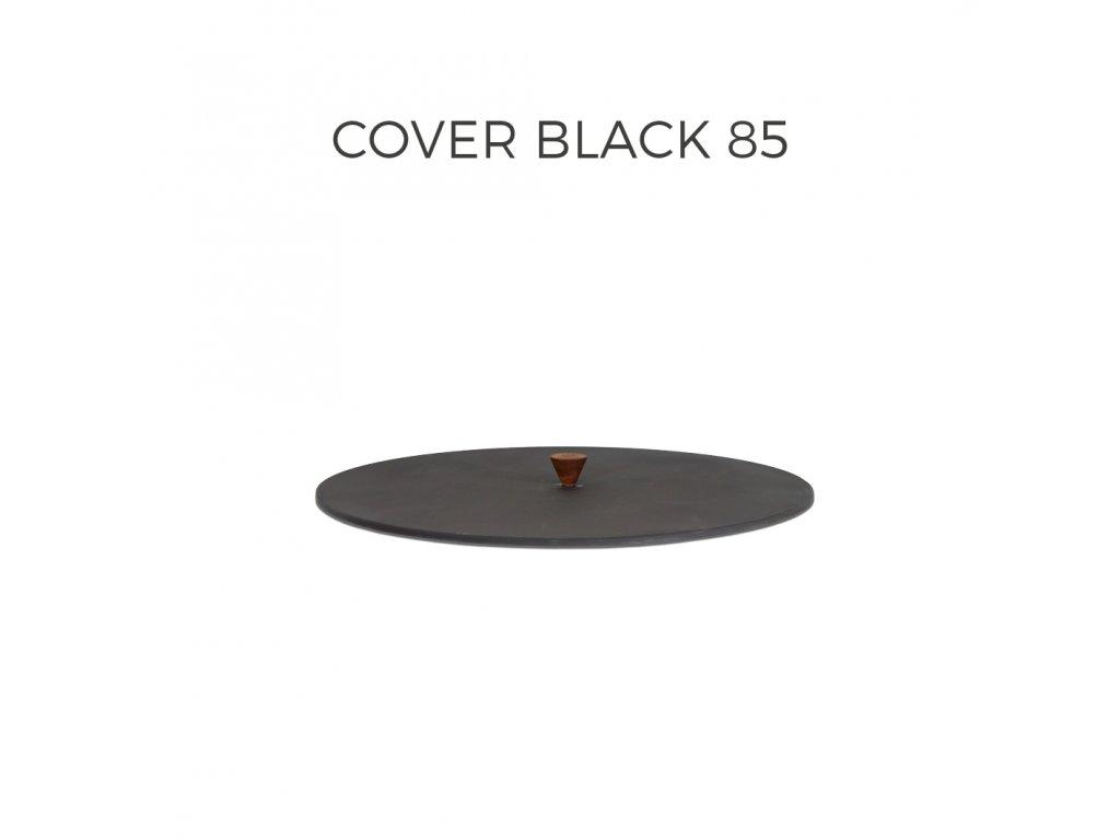 COVER BLACK 85