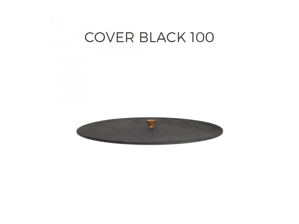 COVER BLACK 100