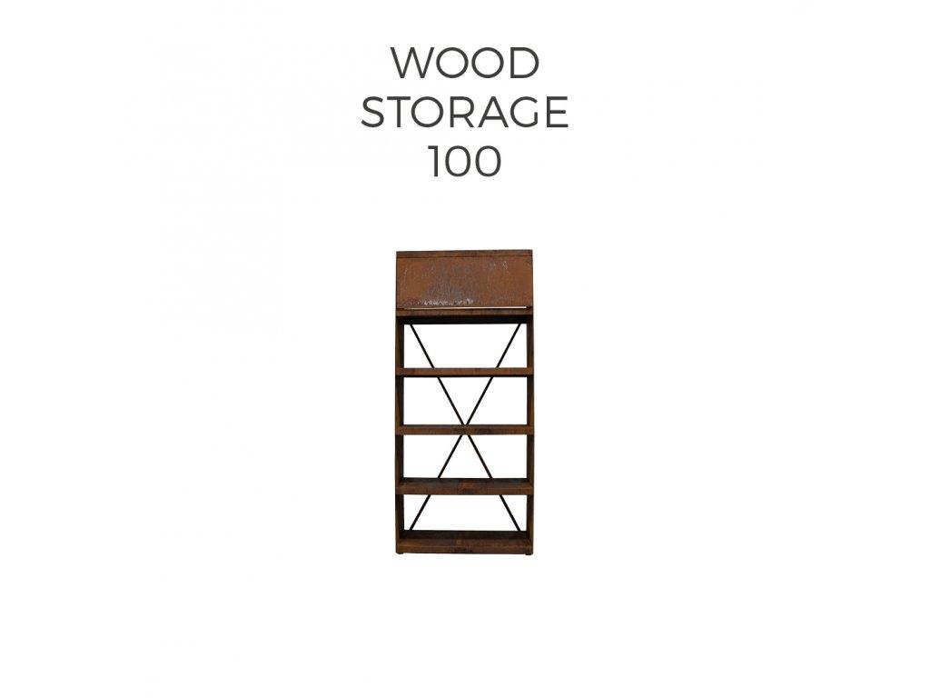 WOOD STORAGE 100
