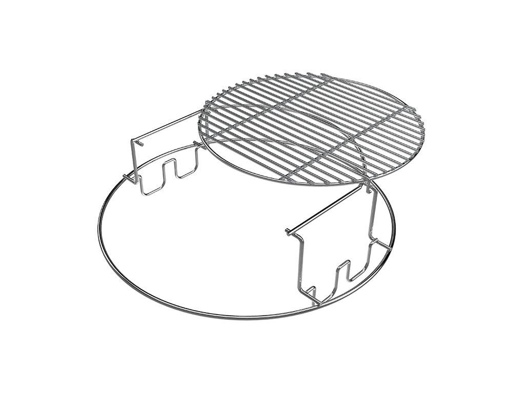 topimage 2 piece multi level rack 800x500