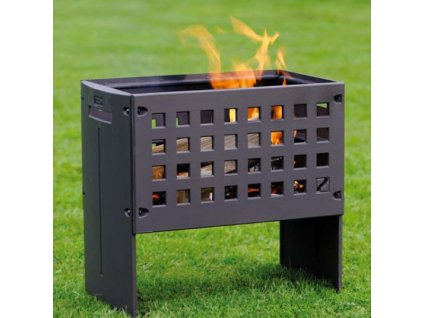 Leda Outfire Guss-Firebox venkovní krb a ohniště