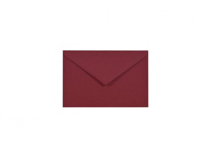 438 2 obalka bordo tmave cervena c6 110 g nk