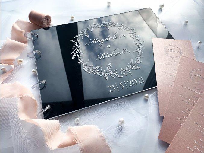 Foto Album - Čiré plexi - Libovolný design