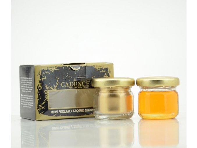 tekute zlato cadence sada 30 30 ml (1)
