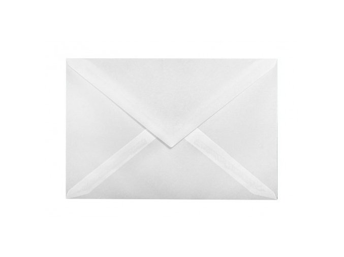 obálka průhledná pauzovaci papir c6 110 g nk