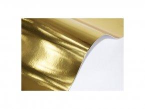 a4 300g papir zlaty zrcadlovy www.top obalky.cz