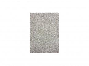 Papír A4  Stříbrný - glitrovaný SAMOLEPÍCÍ