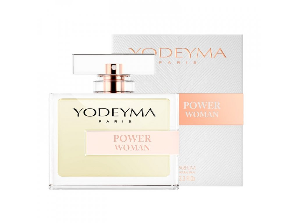 YODEYMA - Power Woman