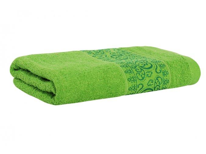 Osuška KEFALA zelená