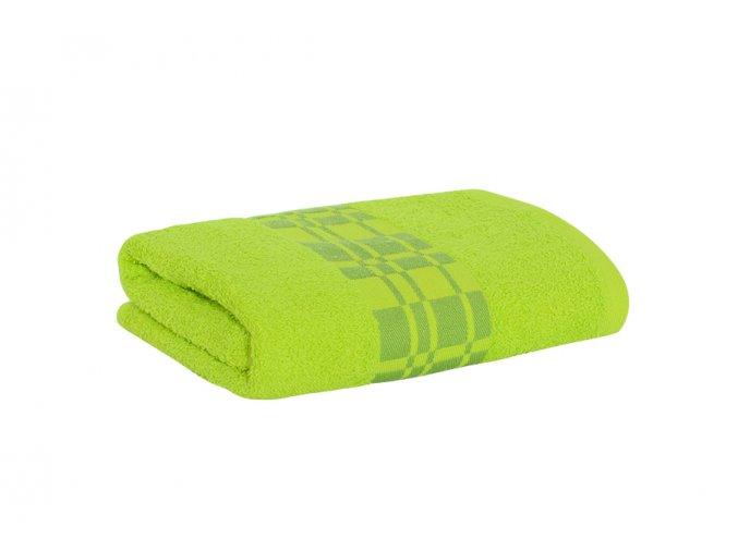 Ručník SAMOS světle zelený