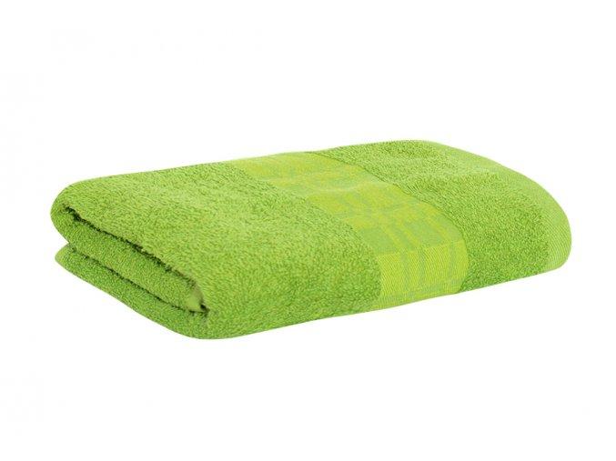 Osuška SAMOS tmavě zelená